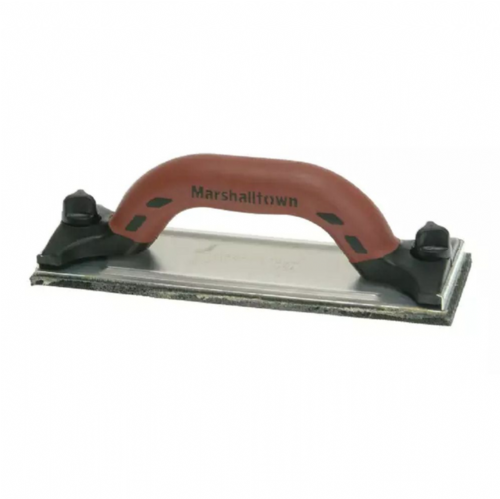 "Marshalltown M20D Hand Sander DuraSoft Handle 240 x 83mm (9-3/8"" x 3¼"")"